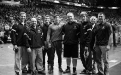 Three Saints compete for state wrestling titles