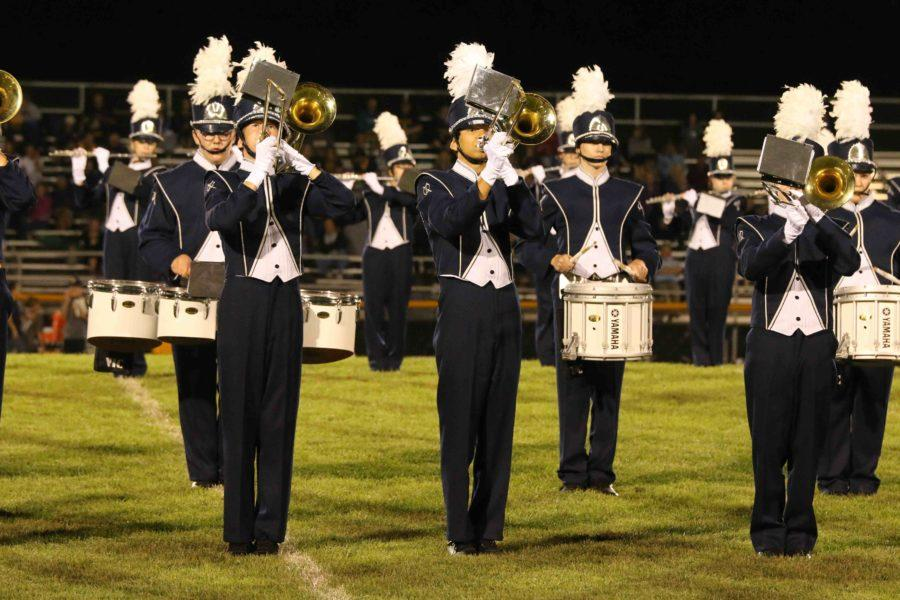 Marching band preview