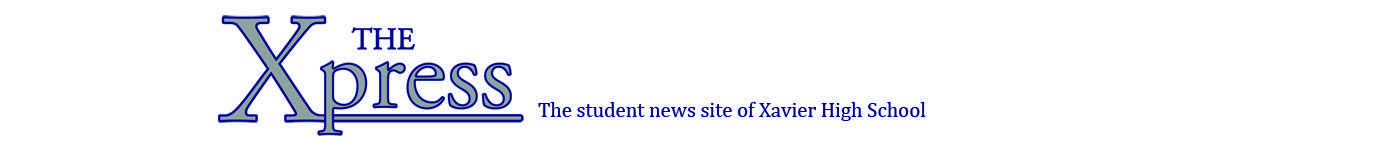 The student news site of Xavier High School
