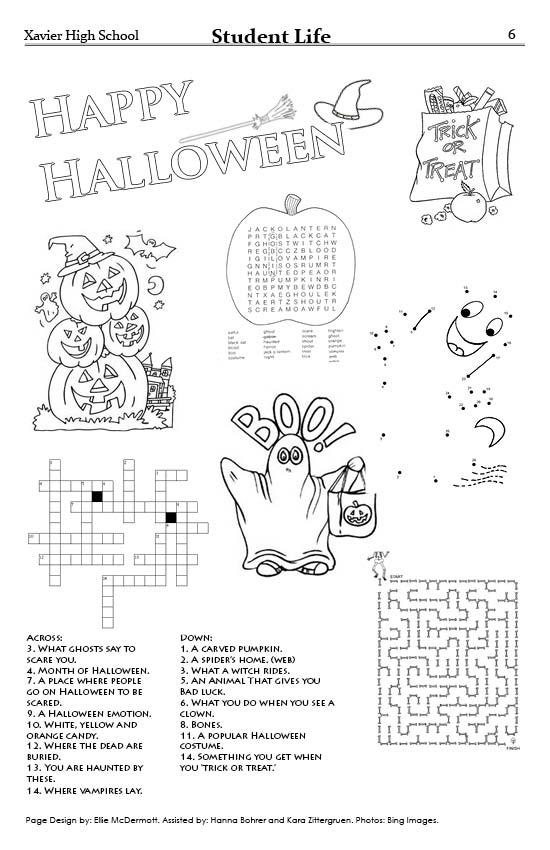 Student Life Happy Halloween