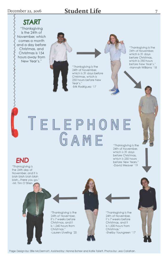 Telephone Game