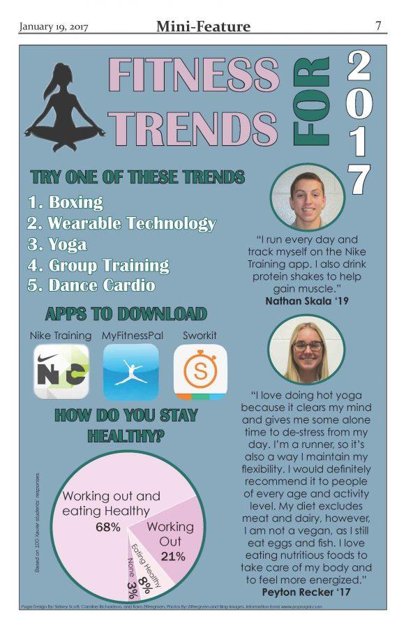 Fitness Trends for 2017