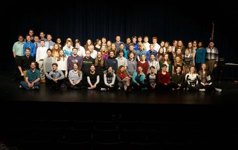 Speech makes all-state