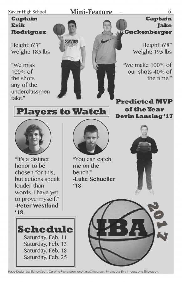 IBA Players to watch