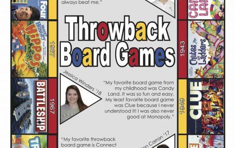Throwback Board Games