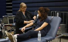Students save lives through blood drive