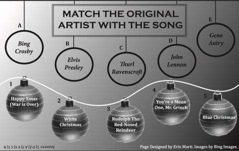 Match the original artist with the song