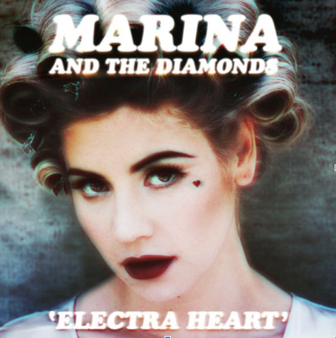 Electra Heart is Marina and the Diamonds's second studio album between The Family Jewels and Froot. Apple Music Photo.