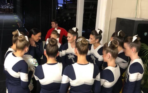Xavier Dance Team takes national stage