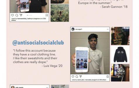Instagram: Who do you follow?