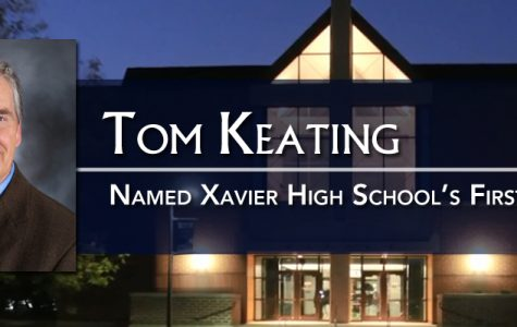 Keating named Xavier President