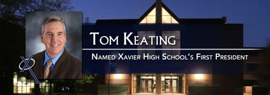Keating named Xavier President