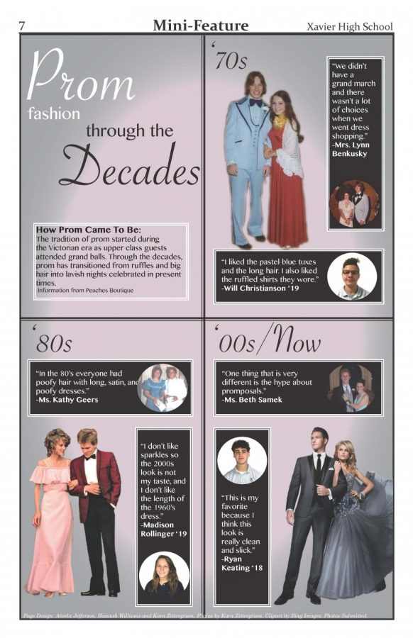 Prom through the Decades