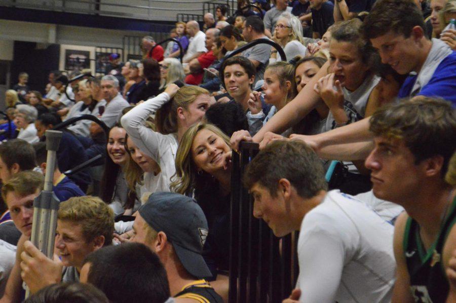 Volleyball vs. Iowa city High