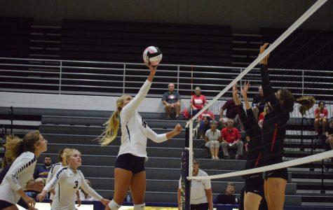 Volleyball VS. Iowa City High 8/28