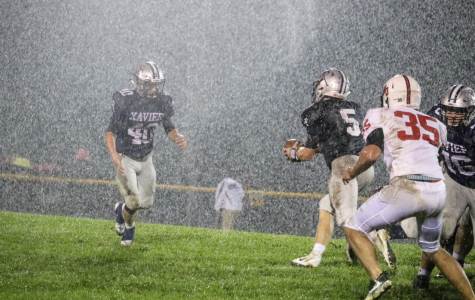 Football VS. Western Dubuque 10/5