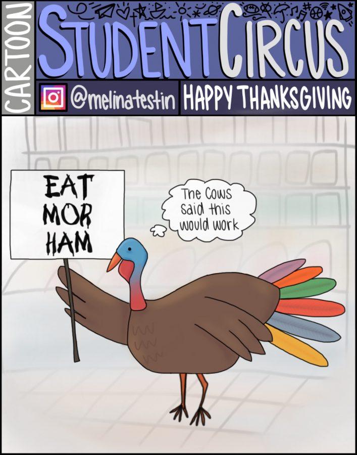 Student Circus: November 15