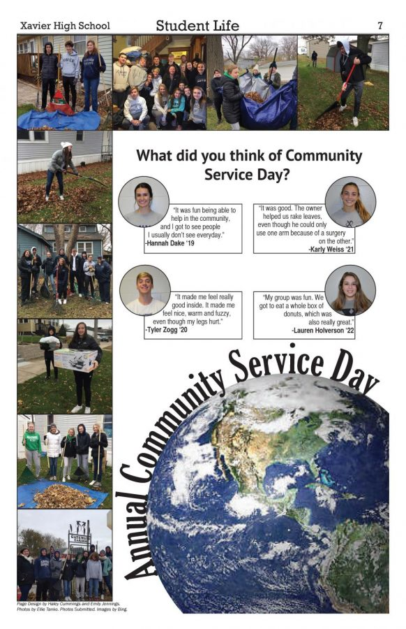 Annual Community Service Day