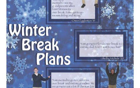 Winter break plans