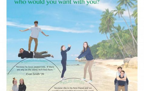 If you were stranded on an island…