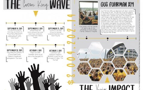 The Carson King wave