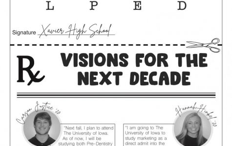 Visions for the next decade