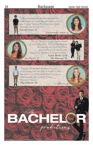 The Bachelor predictions