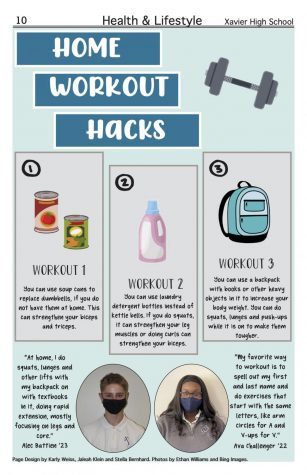 Home Workout Hacks