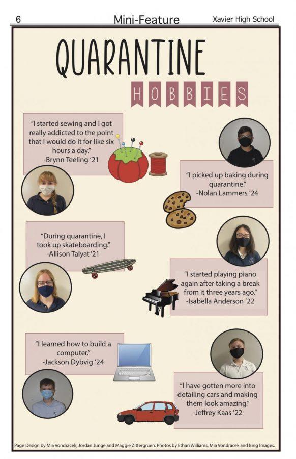 Quarantine Hobbies