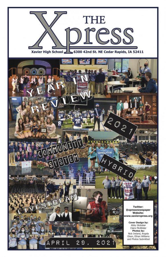 April 29 Cover